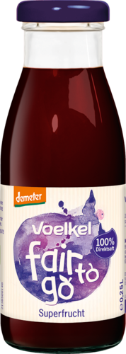 Voelkel fair to go-Superfrucht 0,25
